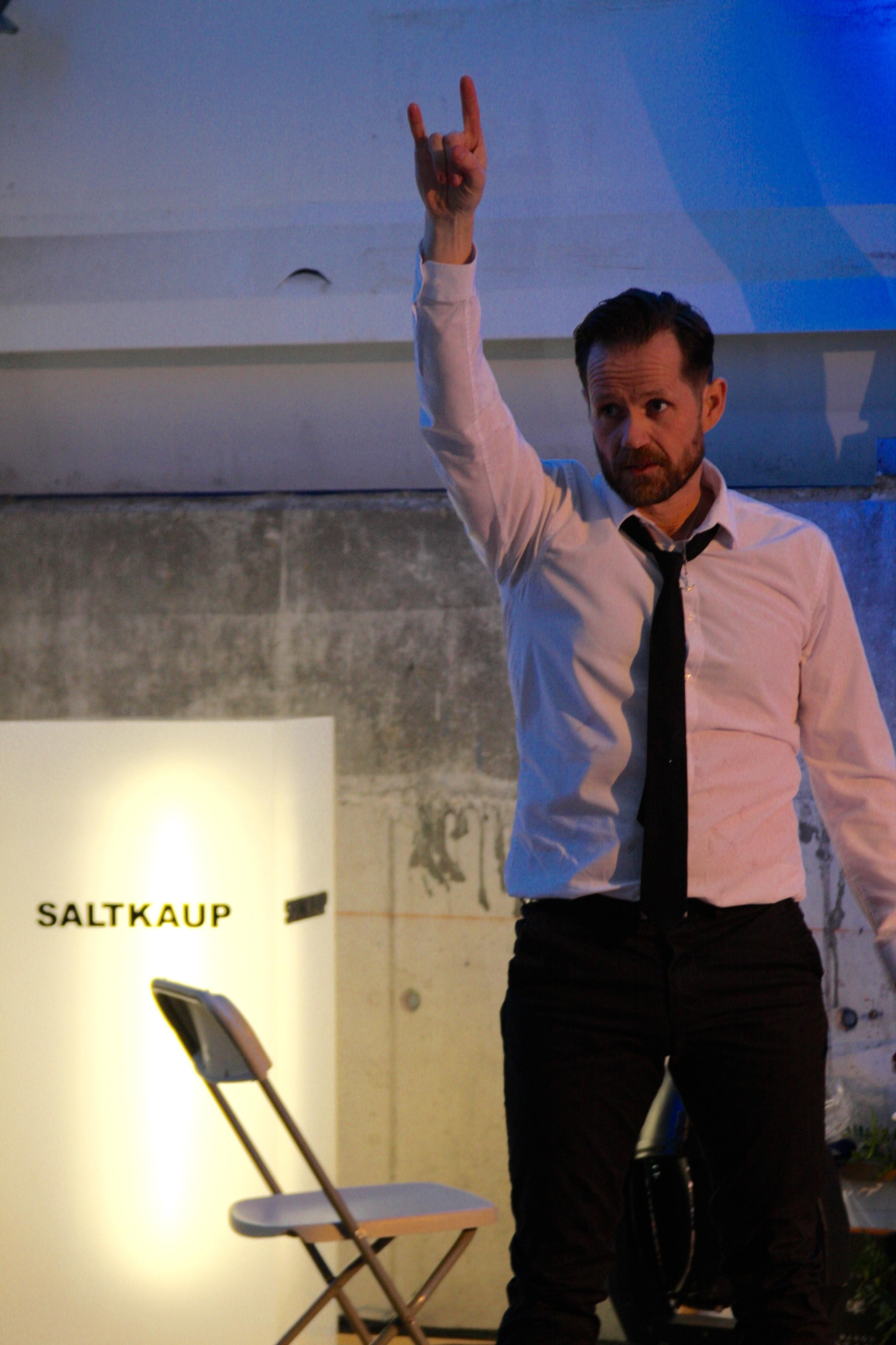 Afmæli Saltkaupa október 2015