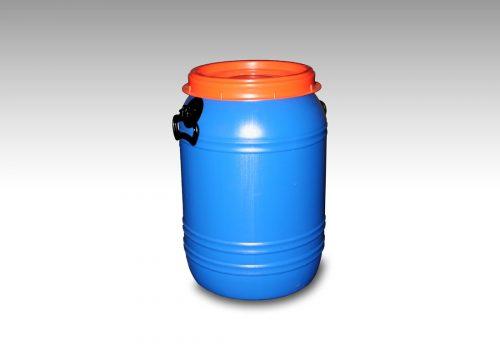 Plasttunna 60 L