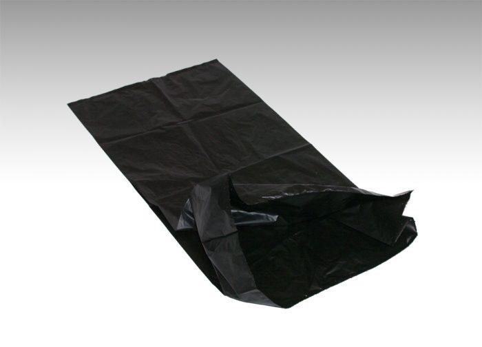 Karfapoki svartur