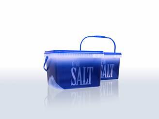 Salt í fötu