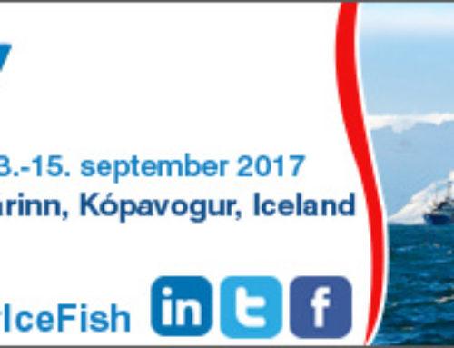 Íslenska sjávarútvegssýningin 13-15 september 2017