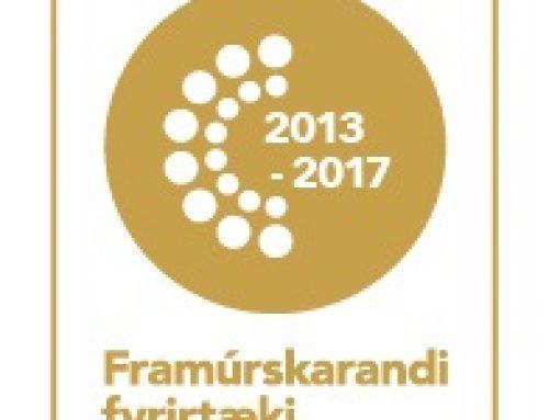 Framúrskarandi fyrirtæki 2017